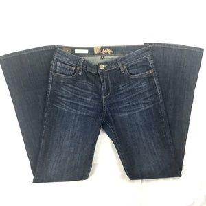Felicia Baby Bootcut Medium Wash Denim Jeans